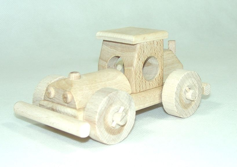 Wooden-car-Buggy