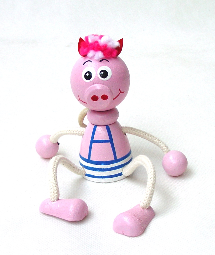 toys-on-spring-pig