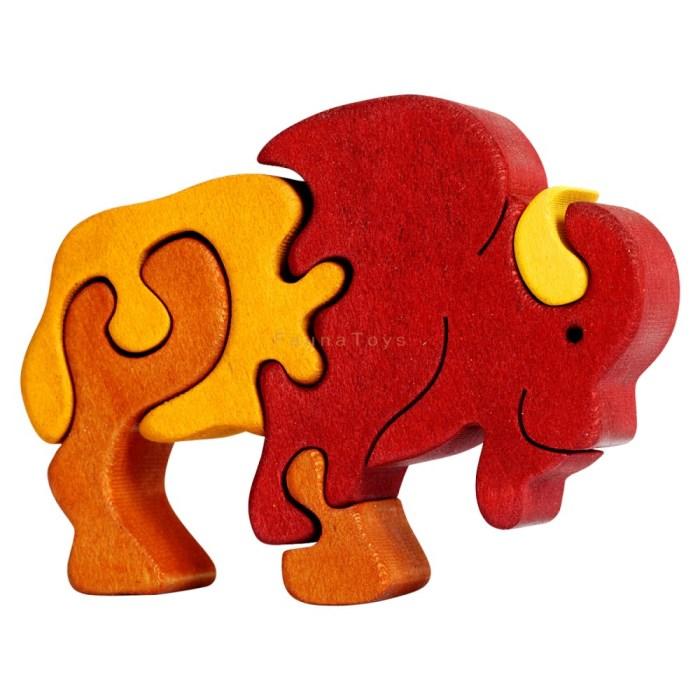Puzzle Bizon
