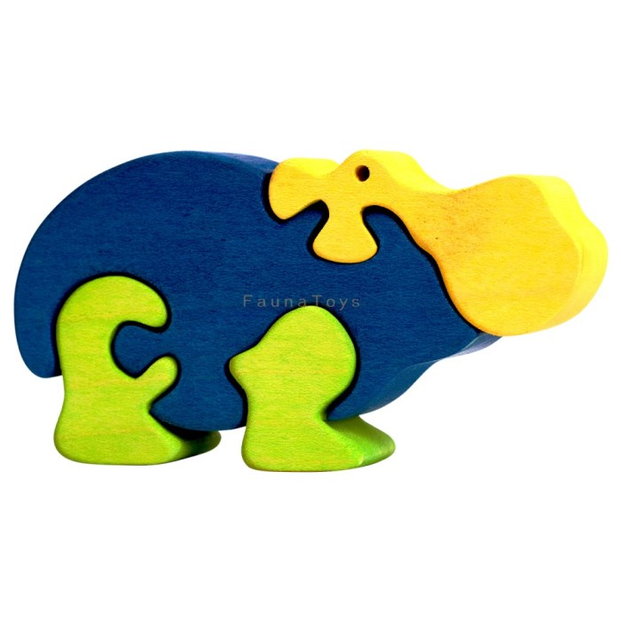 Puzzle Hroch modry