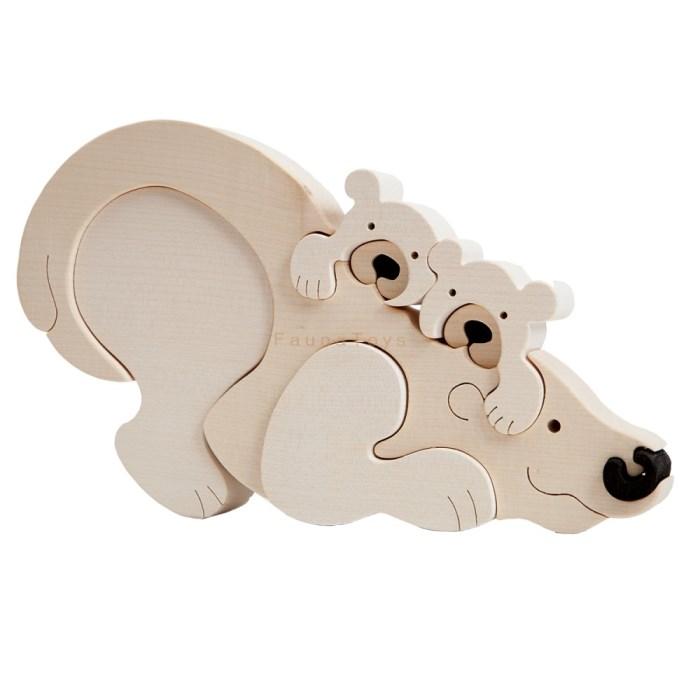 Puzzle-Ledni-medvidci