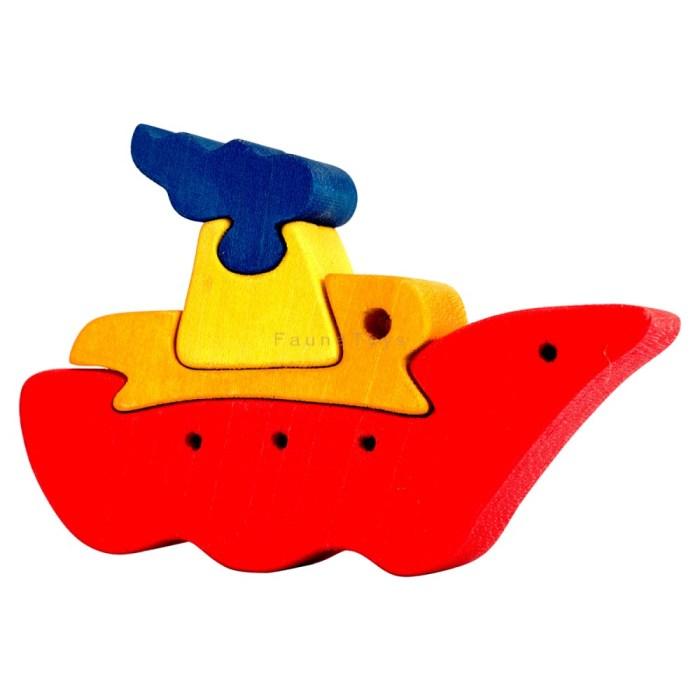 Puzzle Lodicka