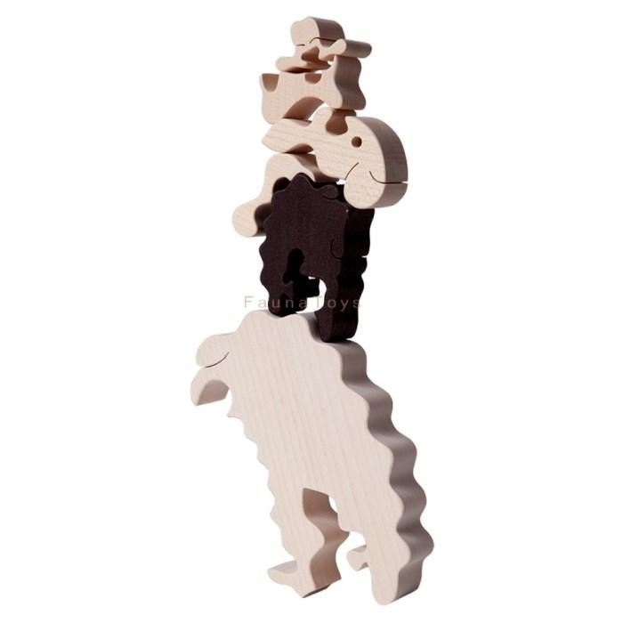 Puzzle Ovecka