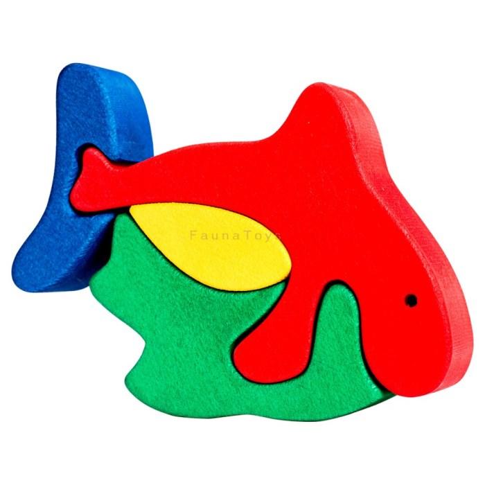 Puzzle Ryba
