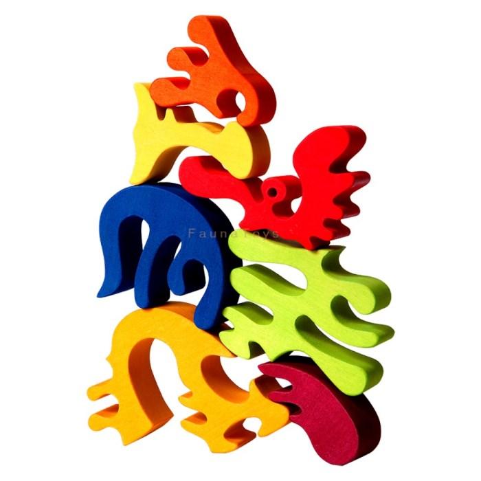 Puzzle kohout