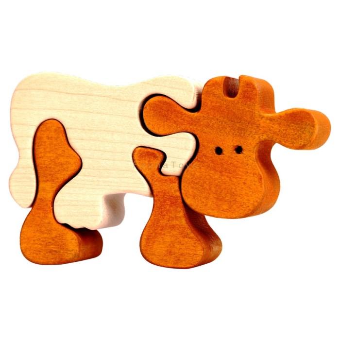 Puzzle krava