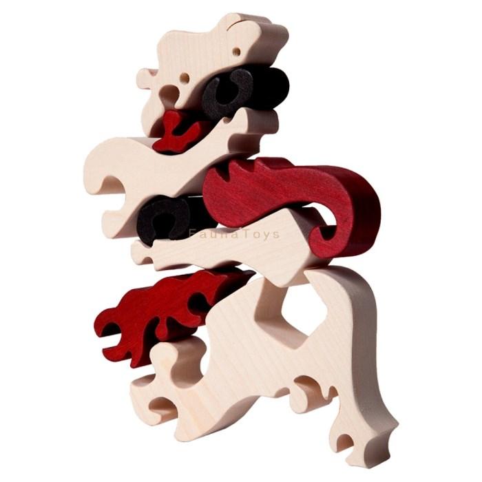 Puzzle kun bily