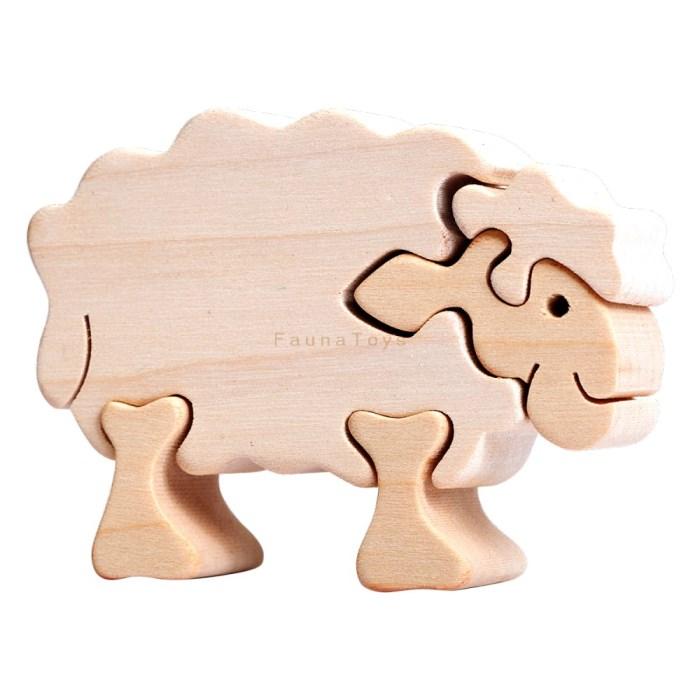 Puzzle male Ovecka