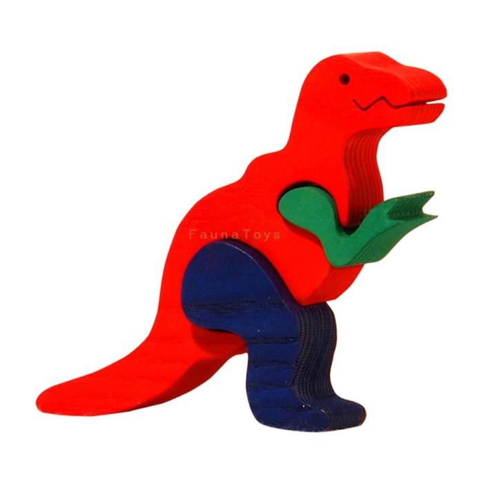 Puzzle male T-Rex