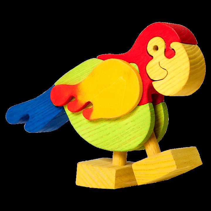 chodici-papousek
