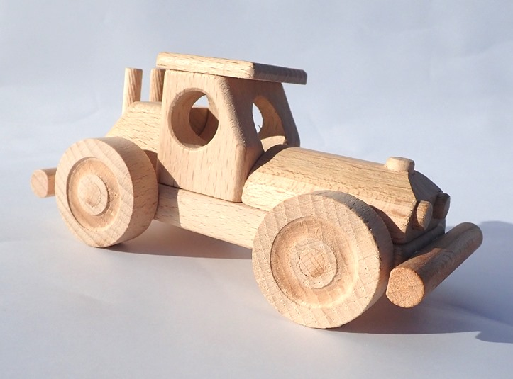 holz-buggy