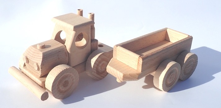 wooden-cars-tir-with-dumper