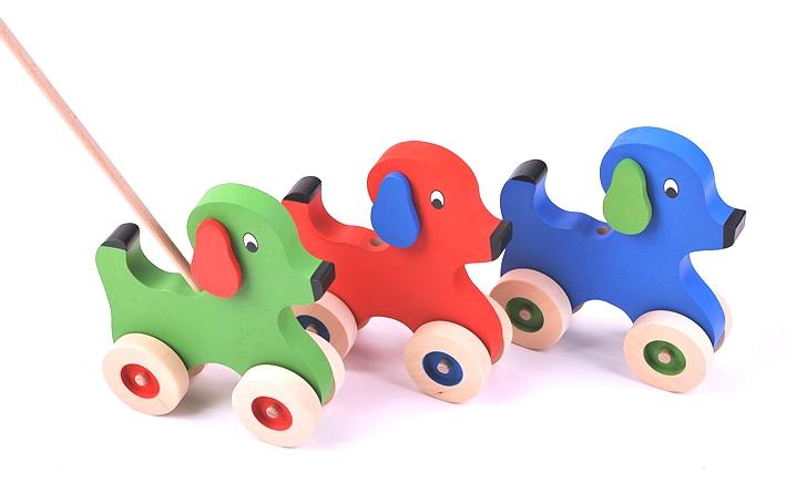 pushing-toys-dog