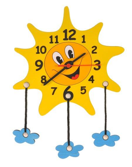 detske-hodiny-slunce